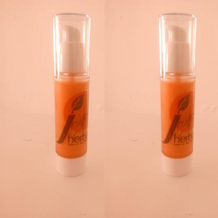 Jorazi Orange Peeling Cream 60ml (for knuckles, toes and spots)