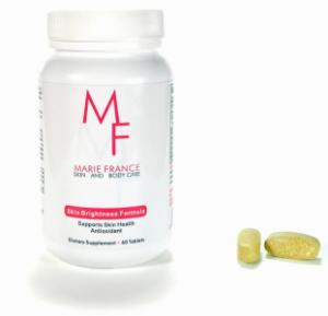 Marie France Skin Brightness Formula Pill for Whitening