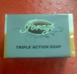 Jorazi Triple Action Soap