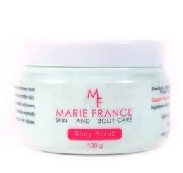 Marie France Whitening Body Scrub